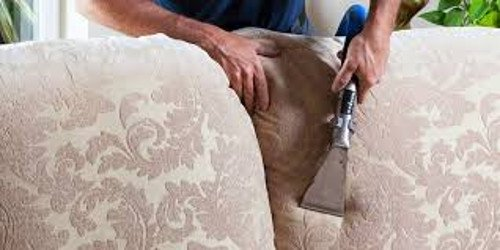 Couch Steam Cleaning St Clair