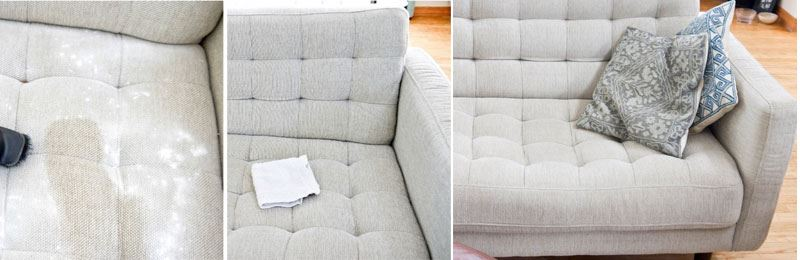 Leather Upholstery Cleaning Sulky