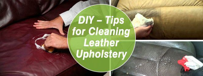 Leather Upholstery Cleaning Melbourne