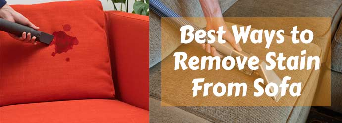Exceptionnel Remove Stain From Sofa Melbourne