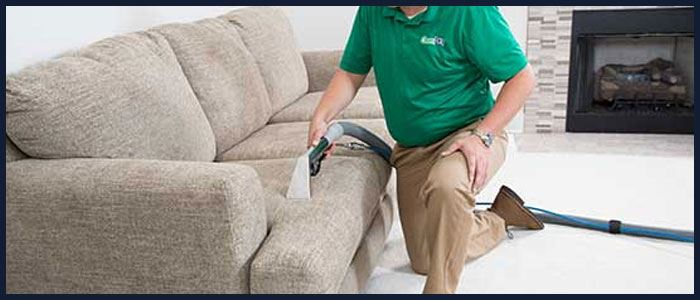Upholstery Carbonation Cleaning Service