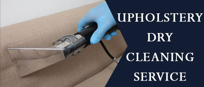 Upholstery Dry Cleaning Service