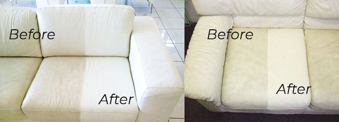 How to Clean White Leather Couch? | Spotless Upholstery Cleaning