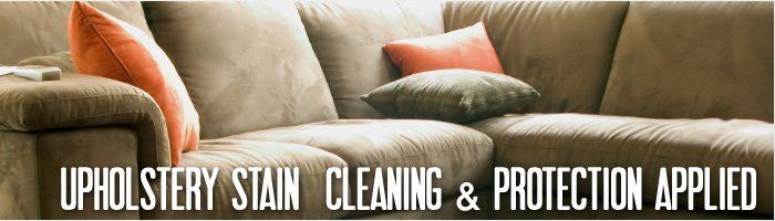 Upholstery Cleaning Indented Head