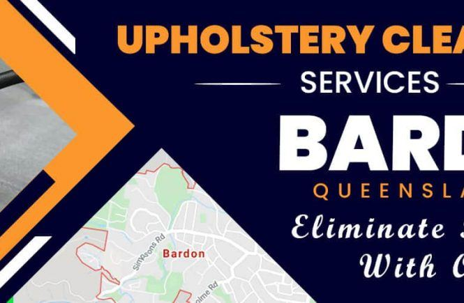 Upholstery Cleaning Bardon Qld