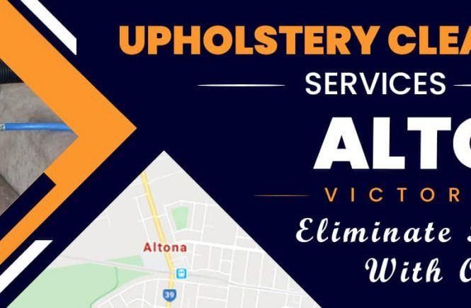 Upholstery Cleaning Altona