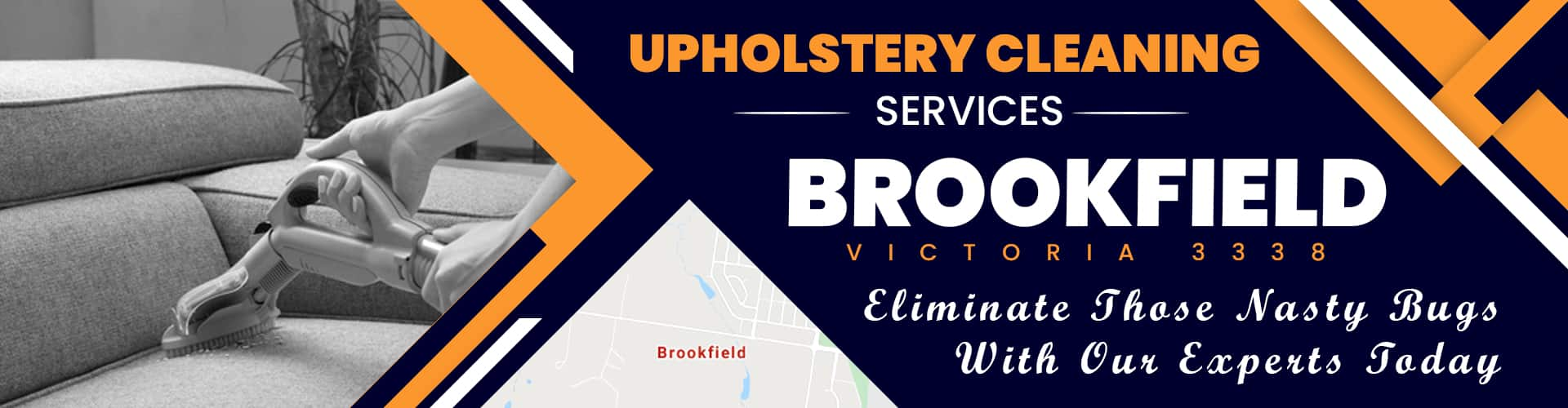 Upholstery Cleaning Brookfield