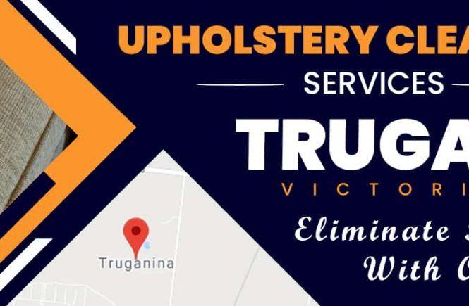 Upholstery Cleaning Truganina