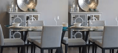 Fabric Dining chairs cleaning Perth