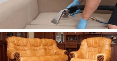 Upholstery steam cleaning Perth
