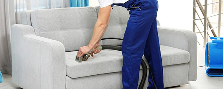 Clean a Fabric Couch Services